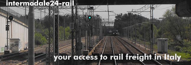 your access to rail freight in Italy